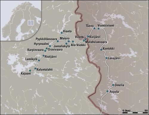 Vii Matka Kartta 2